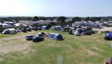 camping at abererch